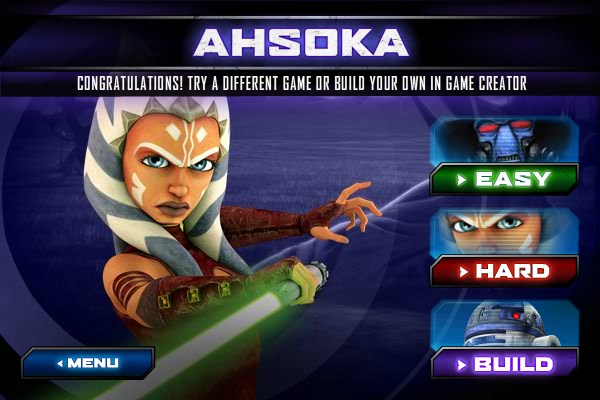 CN.SWcw - Galaxy of Heroes - Level-2 - Ahsoka - 04 - TC WIN LEVEL