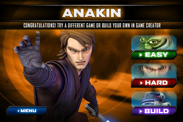 CN.SWcw - Galaxy of Heroes - Level-4 - Anakin - 04 - TC WIN LEVEL